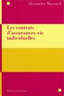 Les contrats d'assurances-vie individuelles