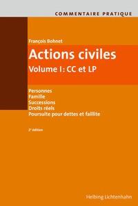 Actions civiles : nouvelle édition augmentée et mise à jour