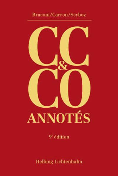 Le nouveau «CC & CO»